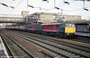 86236 'Josiah Wedgwood' pauses at Stafford on 2nd March 2001.