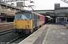 87015 'Howard of Effingham' at Stafford on 2nd March 2001.