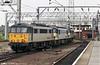 86605 in the company of 90042 and 90048 at Crewe in August 2003.