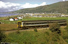 Central Trains 156405 near Fairbourne with a Cambrian Coast service for Shrewsbury.