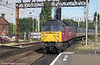 47733 'Eastern Star' approaches Wolverhampton during August 2003.