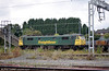 Freightliner's 86632 at Crewe in August 2003.
