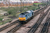 British Steel liveried 60006 'Scunthorpe Ironmaster' passes Newport ADJ.