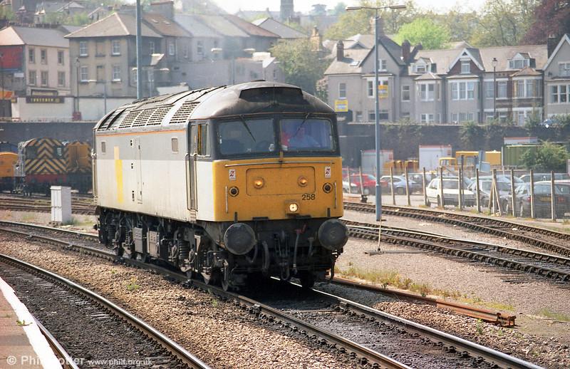 47258 at Newport in May 1995.