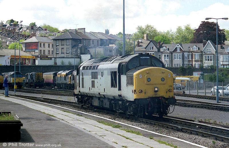 37178 at Newport in May 1995.