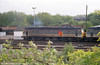 A second view of 47348 'St Christopher's Railway Home' at Newport ADJ.