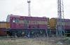 EWS 08500 at Toton.