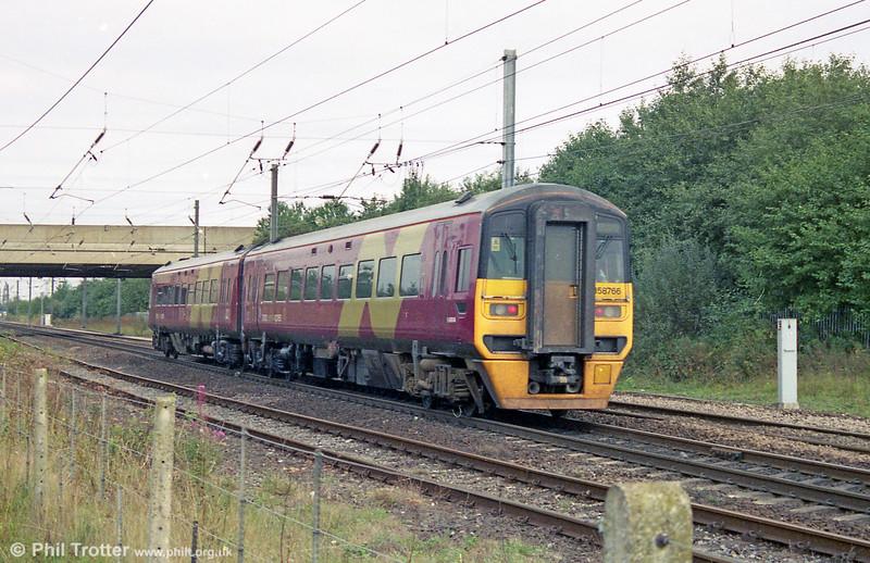 Arriva Trains North/TPX 158766.