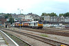 Three class 60s and a 56 seen stabled at Godfrey Road, Newport on 30th September 2003.