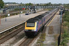 A FGW London Paddington to Cardiff service heads through Severn Tunnel Junction on 2nd October 2005.