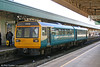 142081 ready to depart from Cardiff Central for Bargoed on 22nd October 2005.