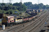 09015 shunts at Newport ADJ in September 2005.
