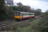 143605 'Crimestoppers' approaches Caerphilly on 4th December 2005.