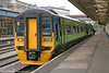 ATW's Central Trains liveried 158844 at Newport on 26th September 2005.