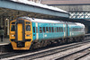 158837 shows off its Arriva livery at Newport on 24th February 2006.