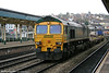 66516 heads through Newport with an additional Wentloog to Southampton working on 29th March 2006.