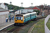 142080 waits at Barry Island ready to depart for Merthyr Tydfil at 1325 on 26th August 2006.