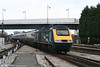 43178 rolls into Derby with a Sheffield to St. Pancras service on 30th March 2006.