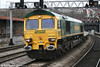 Freightliner's 66506 'Crewe Regeneration' passes through Newport on 25th March 2006.