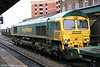 66546 waits for the road at Newport on 29th March 2006.