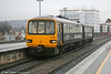 143609 at Cardiff Central on 25th March 2006.