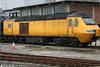 Former Network Rail HST power car 43154, now in store with FGW at Landore, 15th April 2006.