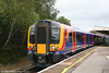 Brand new South West Trains class 450 no.450111 departs from Brockenhurst with the 1316 Brockenhurst to Wareham on 30th September 2006.