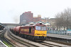 60038 'Avesta Polarit' at Newport with 6B47, Westerleigh - Robeston empty Murco tanks on 30th March 2007.