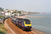 FGW's 43016 'Peninsula Medical School' passes Marine Parade, Dawlish with the 1305 London Paddington to Penzance on 8th September 2007.