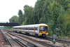 One of the original series of class 465 'Networker' suburban units, South Eastern's 465042 approaches Bromley South with the 1436 Orpington to London Victoria on 22nd September 2007.