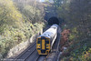 ATW 158836 emerges from the 924 yard Lonlas Tunnel, Swansea District Line, with the 1055 Cardiff to Fishguard Harbour on 3rd November 2007.