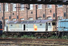 47338 was withdrawn in April 1999 but was still stored at Doncaster West on 2nd May 2007.