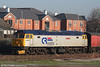The smaller operators continue to provide plenty of interest. Here, CR's 47200 'The Fosse Way' is seen at Horton Road, Gloucester on 3rd February 2007.