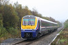175107 approaches Gowerton forming the 0638 Manchester Piccadilly to Milford Haven on 27th October 2007.