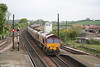 66139 at Barnetby on 2nd May 2007 with 6H59, 1044 Immingham - Ferrybridge Power Station.