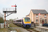 On 11th April 2007, special dispensation was given to permit class 175s to operate over the Heart of Wales line, to reposition units for servicing during the closure of the South Wales main line. The southbound journey was 2V39, the 1405 Shrewsbury - Swansea, seen here arrriving at Pantyffynnon.