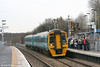 158820 again, now forming the 1217 Maesteg to Cheltenham Spa on 15th December 2007.