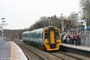 158820 again, now forming the 1217 Maesteg to Cheltenham Spa on 15th December 2007.