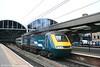 MML 43059 departs Newcastle with VXC's 0803 Birmingham - Edinburgh on 4th May 2007.