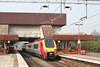 VXC 220030 'Devon Voyager' calls at Birmingham International with the 0733 Dundee - Bournemouth on 28th March 2007.