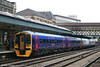 The first of FGW's refurbished class 158s is now in service, having returned from Wabtec, Doncaster. Former Trans Pennine 158761 heads the 1301 Warminster to Cardiff Central on 20th October.