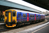 FGW's 150249 shows off its newly applied 'Local Lines' livery at Bristol Temple Meads on 27th January 2007.