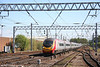 A VWC 'Pendolino' approaches Carlisle forming the 1346 London Euston - Glasgow on 3rd May 2007.