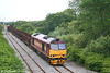 60500 'Rail Magazine' draws 6B64, 1625 Trostre to Margam steel empties into the Genwen Loop at Llandeilo Junction ready to proceed towards Morlais Junction and the Swansea District Line on 15th July 2007. The former 60016 was renumbered to commemorate the 500th edition (In November 2004) of the magazine whose name it carries.