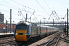 43114 'East Riding of Yorkshire' at Doncaster with the midday London King's Cross - Edinburgh on 30th April 2007.