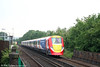 'Gatwick Express' unit 460 004 at Purley on 9th June 2007.