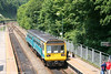 142077 calls at Radyr with the 1138 Merthyr Tydfil to Bridgend via the Vale of Glamorgan on 24th May 2008.