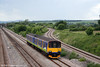 FGW's ex-Silverlink 150127 passes Llandevenny forming the 1500 Cardiff Central to Taunton on 14th June 2008.