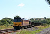 60071 'Ribblehead Viaduct' passes Llangennech at the head of 6B64, 1625 Trostre to Margam on a sunny 13th July 2008.
