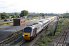 XC 43301 heads the diverted (via Newport) 9S61, 0725 Plymouth to Edinburgh through Severn Tunnel Junction on 13th September 2008.